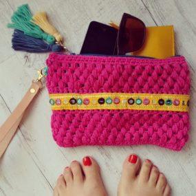 Clutch Crochet3