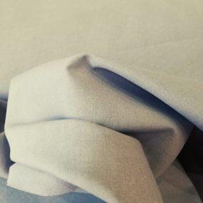 Algodón liso azul capri (4)
