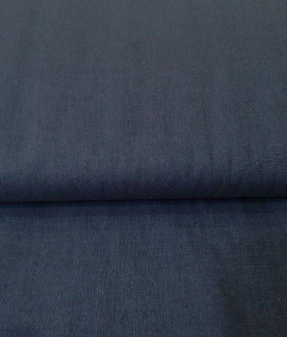 Algodón liso color azul marino (1)