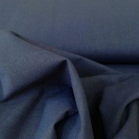 Algodón liso color azul marino (2)