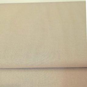 Algodón liso color lino