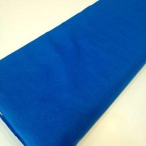Algodoón liso Azul Klein