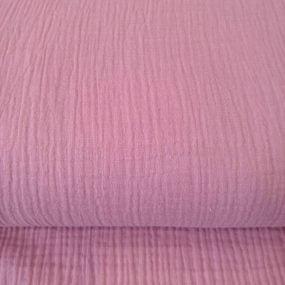 Doble gasa rosado (1)