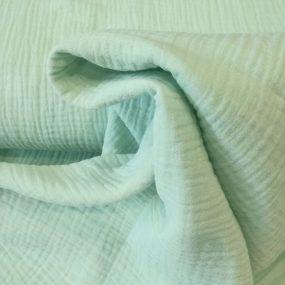 Doble gasa verde menta (2)