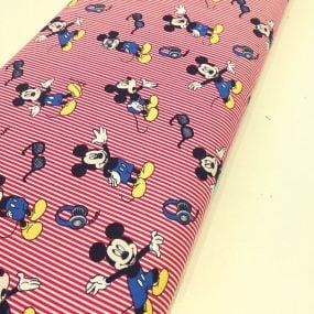 Mickey rallas rojas
