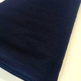 Algdón liso negro sábana