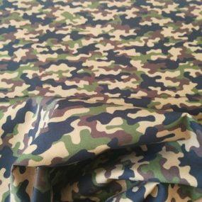 Algodón camuflaje verde (1)
