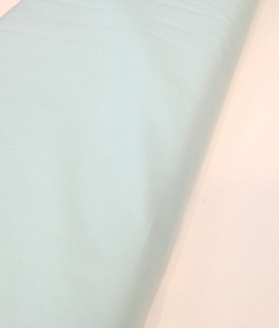 algodón liso verde mint (1)