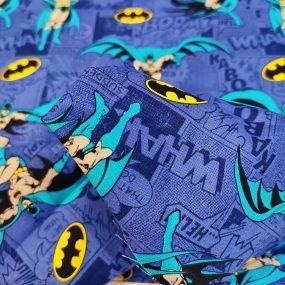 Batman fondo azul