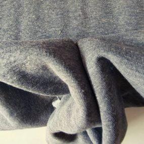 Punto sudadera jaspeado gris oscuro (2)