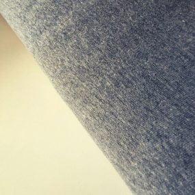 Punto sudadera jaspeado gris oscuro