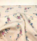 Viella beige algodón niñas globo (2)