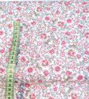 Viella blanco flores rosas y verdes (1)