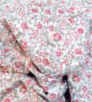 Viella blanco flores rosas y verdes (2)