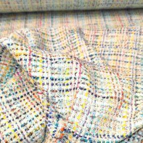 Chanel azul y amarillo fluor (2)