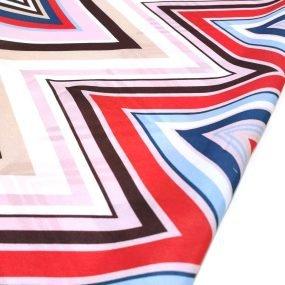 GAsa geometrica multicolor
