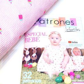Revista especial bebe16