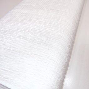 seersucker blanco